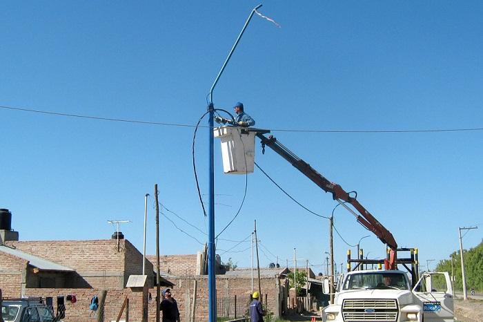 El domingo corte de energía por tareas de mantenimiento