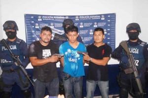 Malandros-detenidos-en-Tantoyuca-Policiaca