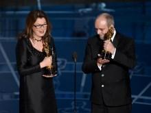Los ganadores del Oscar al Mejor maquillaje y peluquería para 'El Gran Hotel Budapest'