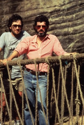 Detrás de las cámaras (Indiana Jones) (75)