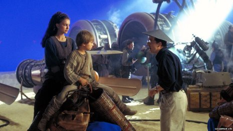 Detrás de las cámaras. Saga Star Wars (40)