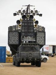 Detrás de las cámaras - Mad Max. Furia en la Carretera (37)