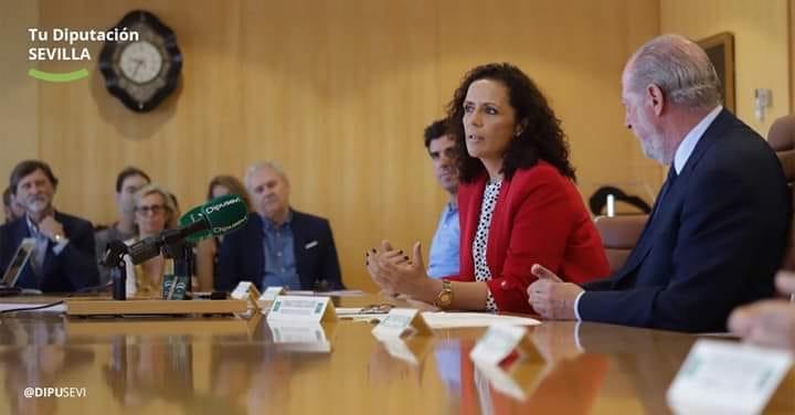 Medidas de la Diputación de Sevilla para pagar los efectos económicos del COVID-19 1