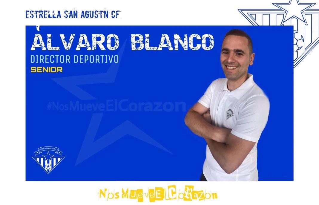Álvaro Blanco, nuevo director deportivo de la Estrella