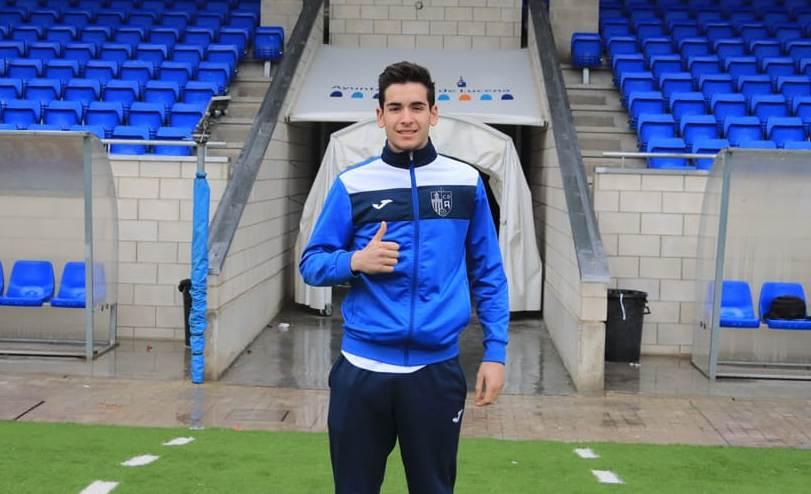 Álex Daza terminará la temporada con el Betis Deportivo