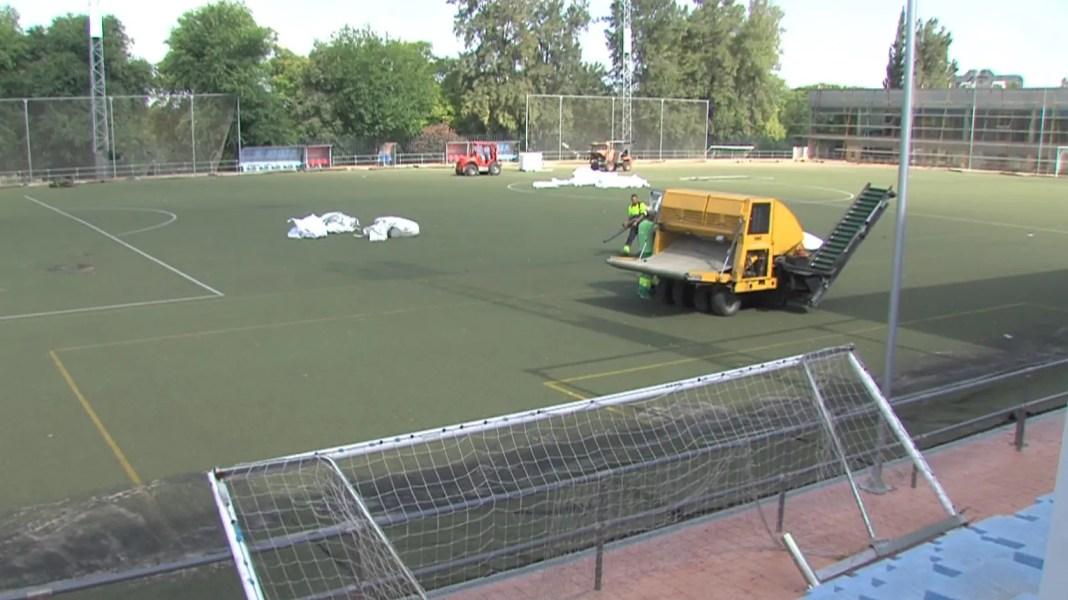 campo de fútbol Jozabed Sánchez