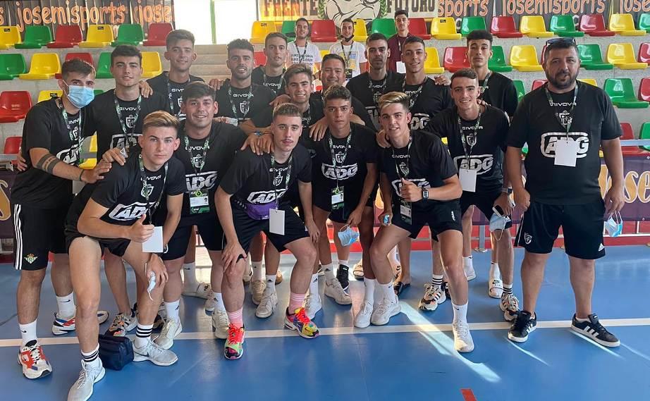El filial del Futuro Carmonense se queda sin el ascenso a Tercera