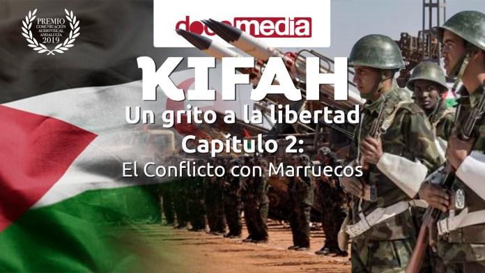 "Entrevista a Soraya Pérez directora de ""Kifah (La lucha)"" el documental premiado de docemedia 2"