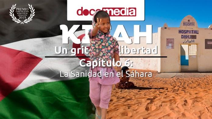 "Entrevista a Soraya Pérez directora de ""Kifah (La lucha)"" el documental premiado de docemedia 6"