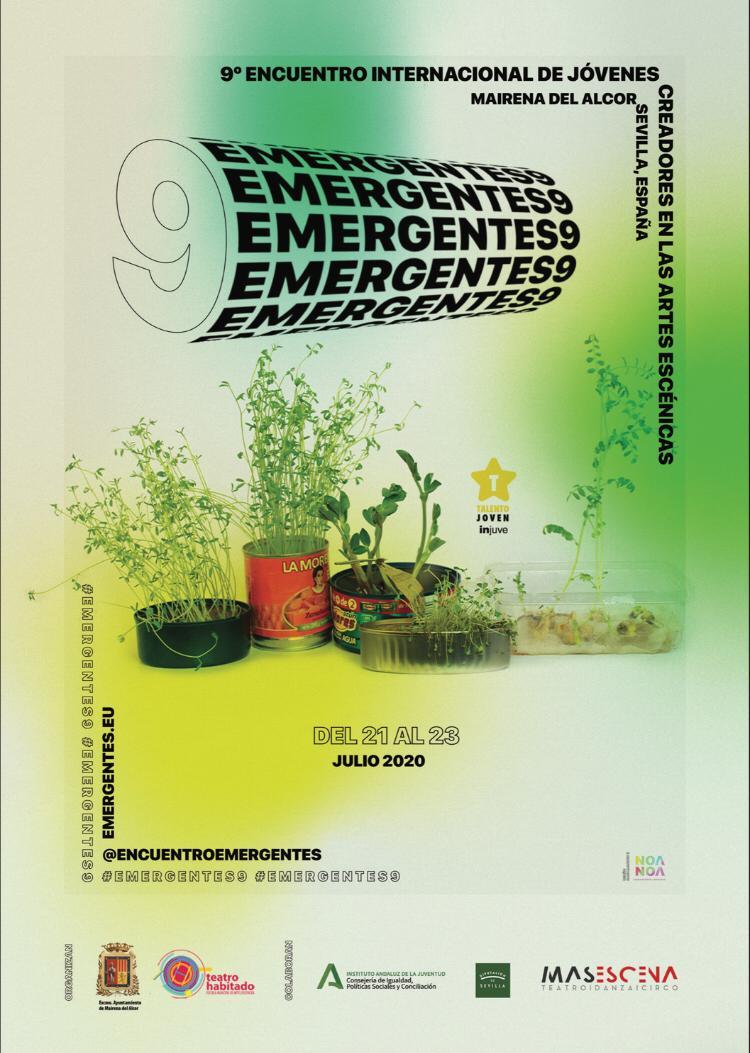 Emergentes: 5 obras de teatro entre el 21 y el 23 de julio 1