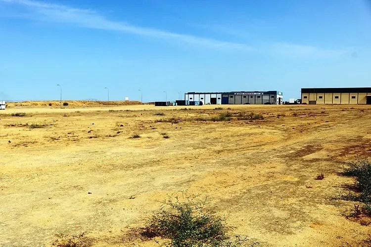 El Ayuntamiento apuesta por un complejo deportivo en el polígono industrial con una pista de atletismo