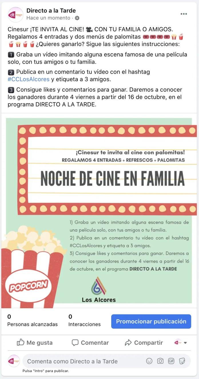 Cinesur Los Alcores