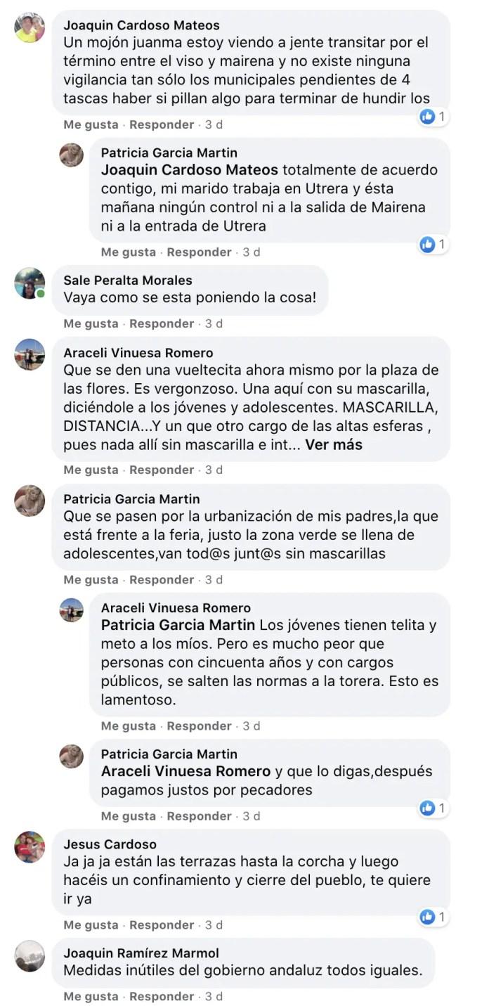 Mairena del Alcor amplía las medidas frente al COVID-19 3