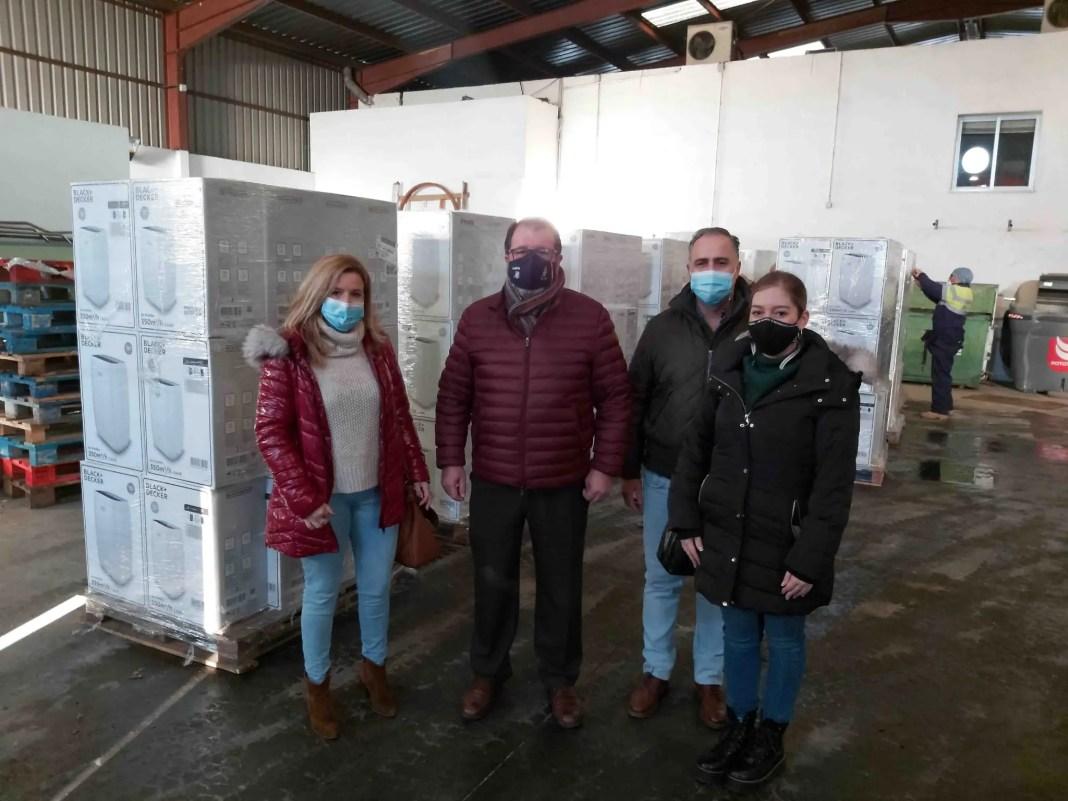 Carmona instala 232 purificadores de aire para colegios e institutos 1