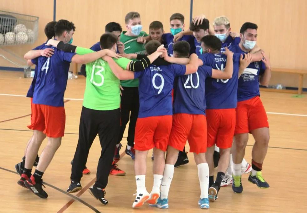 El juvenil del Balonmano Viso se juega este domingo entrar en un campeonato de España