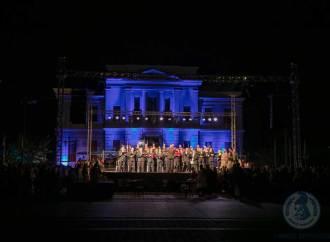 Συμμετοχή της Χορωδίας Λαυρίου στίς γιορτές για την άλωση της Τριπολιτσάς