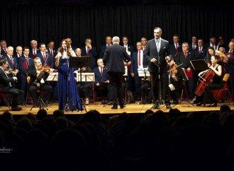Η Χορωδία Λαυρίου στην αποκριάτικη συναυλία του Δήμου Αλίμου