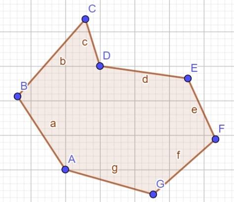 геометрия - многоугольник