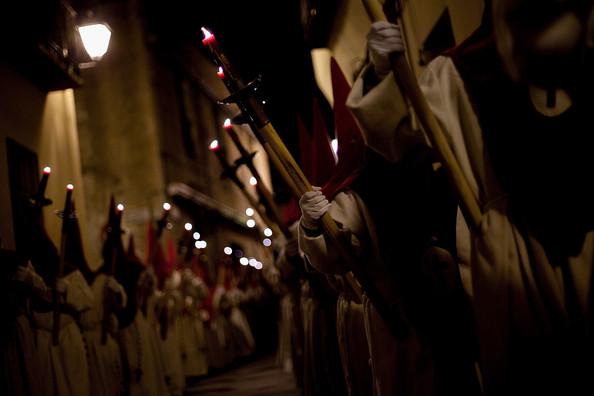 Penitents+Celebrate+Holy+Week+Zamora+Miercoles+zjTG7rItAP-l