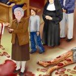 La comunión en la mano: historia de un sacrilegio infame desde los orígenes hasta el motu proprio Traditionis Custodes