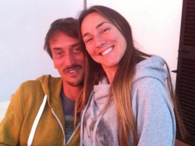 Giulio y Elena