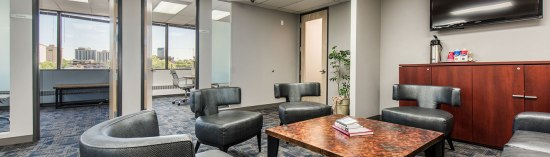 Shared office space denver
