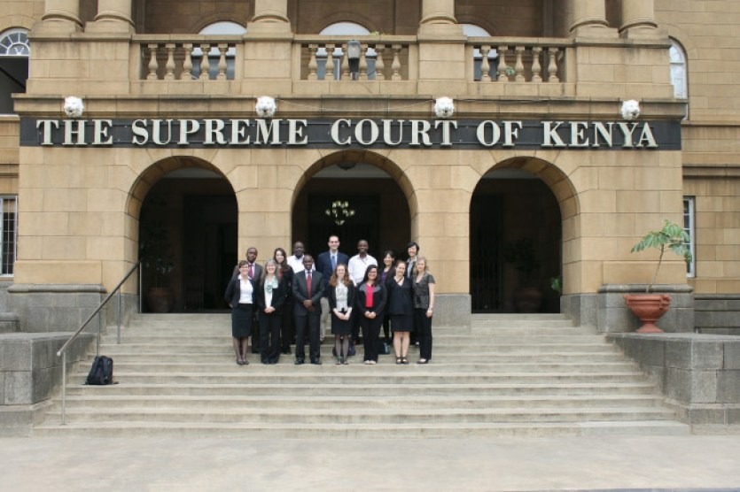 The Kenya Legal Project • Advocate Magazine • Lewis & Clark