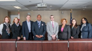 UDC Law cohort at DC OAG