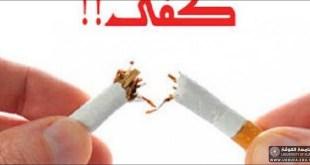 مكافحة التدخين
