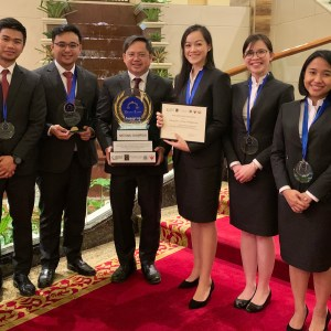 2020 Jessup Intenational Law Moot Court Champions