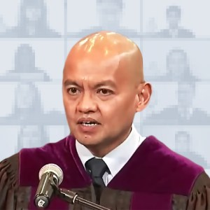 Justice Leonen: 'The rule of law is always the rule of just law, it is no code for servility'