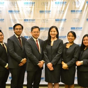 UP Law team breaks into Jessup quarter finals, wins special awards