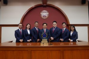 UP Law dominates the 2018 Philip C. Jessup International Law Moot Court Competition, claims the national title