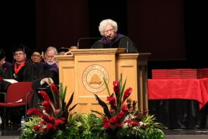 College of Law Commencement 2016 Kingsbury Hall