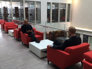 Byron Pitts of ABC's Nightline interviews Paul Cassell about the case of Weldon Angelos.