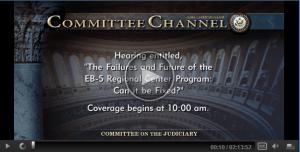 EB-5 Hearing
