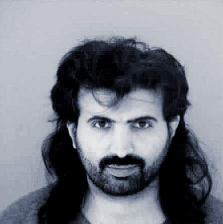 Al Marri photo most frequently shown since his arrest