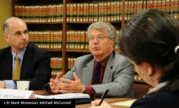 Colloquium with Michael McConnell