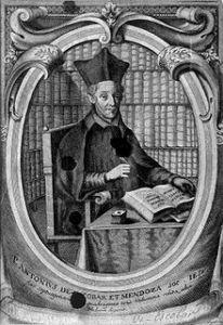 The Jesuit Scholar Antonio Escobar y Mendoza