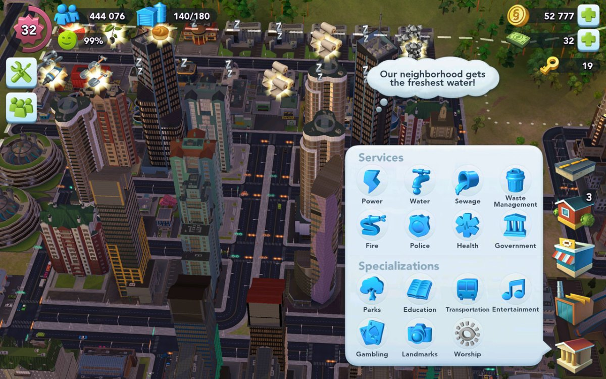 Smi City Build It
