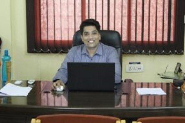 Interview: Anindhya Tiwari (HoD, MATS Law School; B.A. LL.B & LL.M, HNLU and Ph.D, NLUJ)