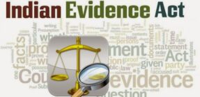 Estoppel under Indian Evidence Act