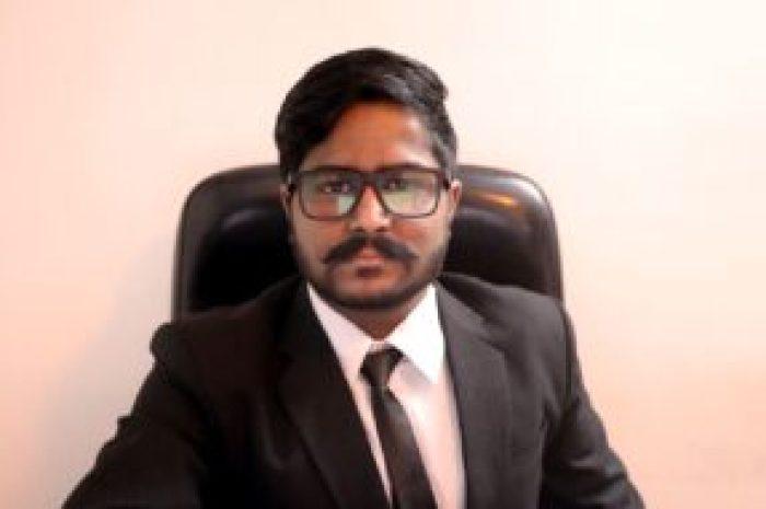 With Himanshu Saini, on Online Legal Education
