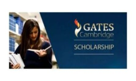 gates cambridge international scholarship