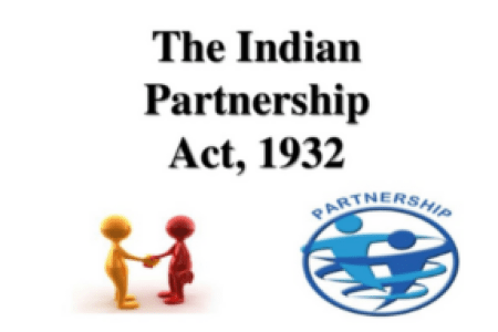 Indian Partnership Act Notes and Reading Materials