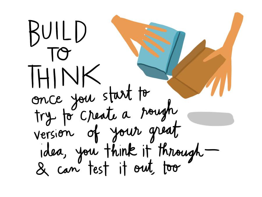 Design_mindset_build to think