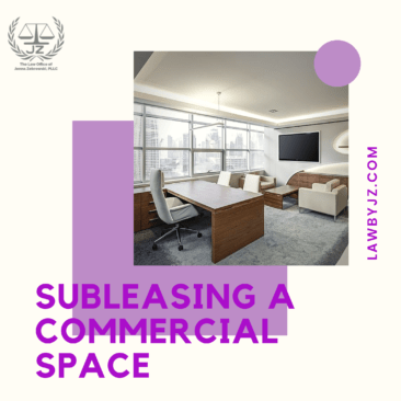 sublease-commercial-lawbyjz