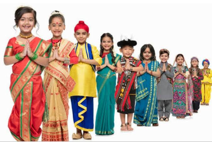 One Nation One Language- Shreya Dangayach