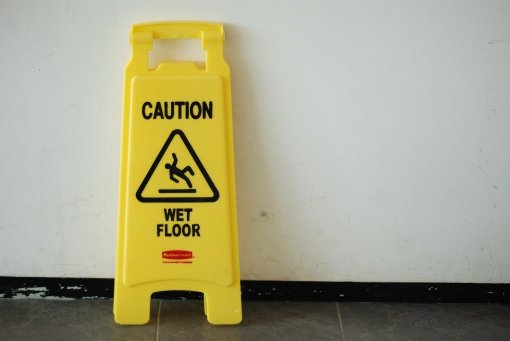 I Slipped on a Wet Floor in Elgin, SC. How Can I Seek Slip and Fall Accident Compensation?