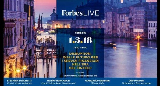 Forbes event